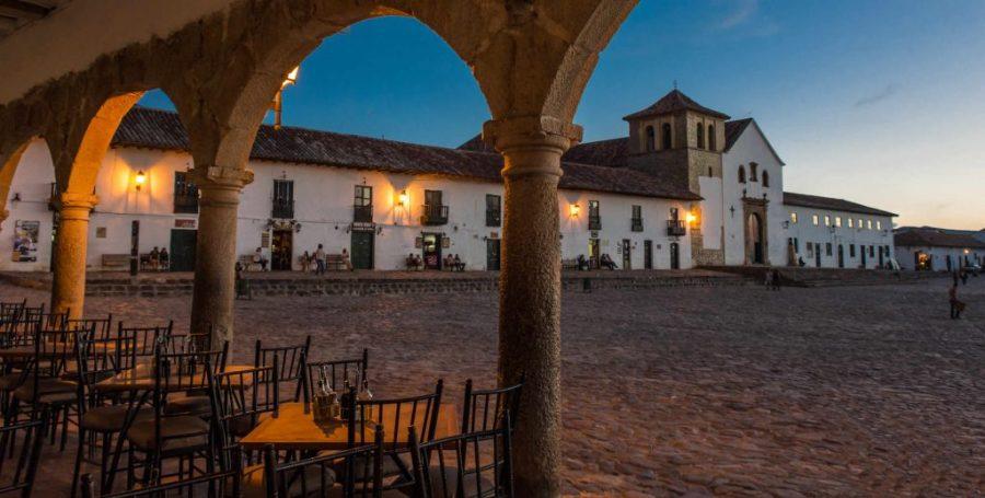 Villa de Leyva, en Boyacá.