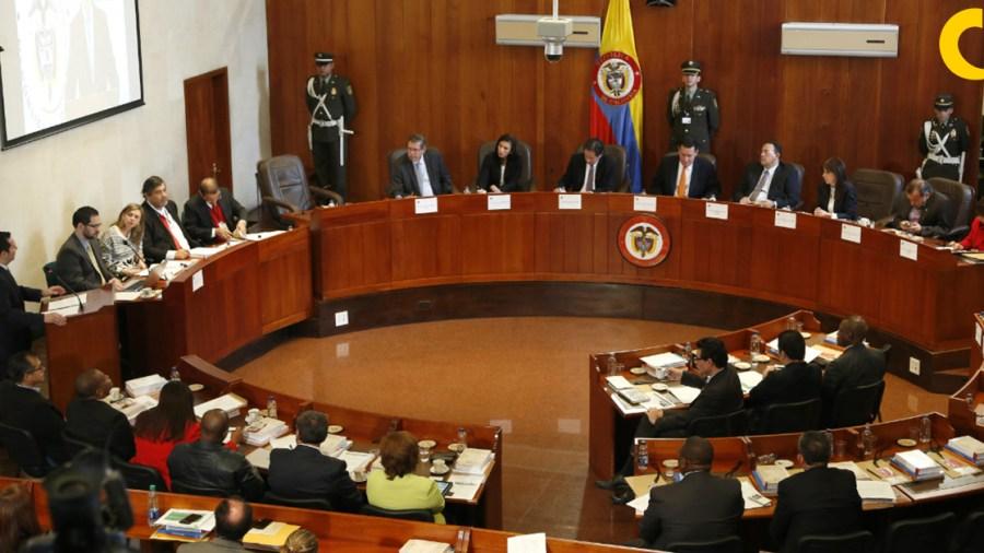 Corte Suprema de Justicia colombia eutanasia menores de edad
