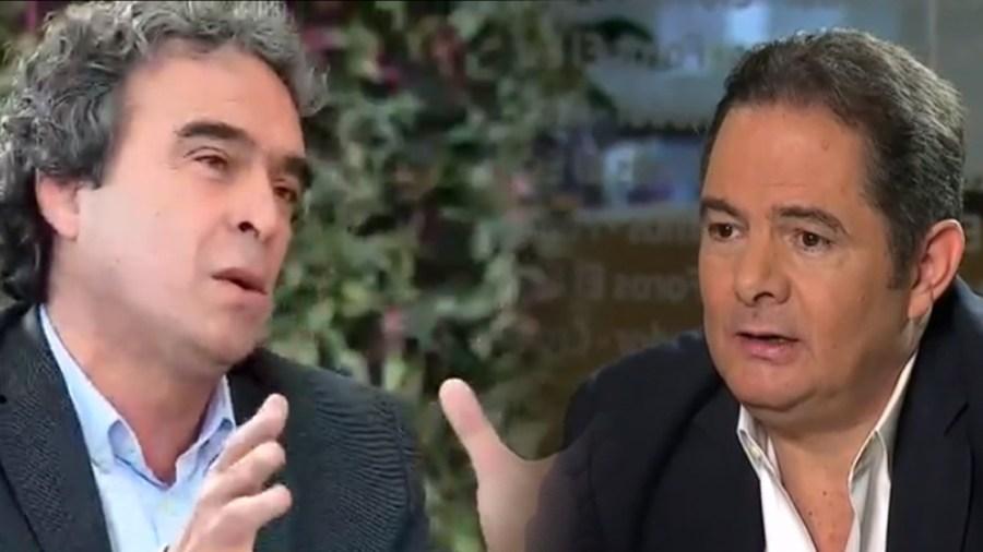 entrevista caracol sergio fajardo vargas lleras