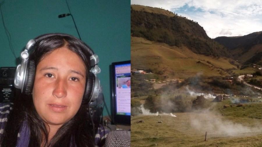 esmad asesina a periodista en cauca