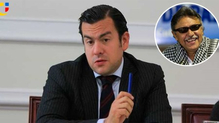 rodrigo lara restrepo presidente camara de representantes colombia farc congreso