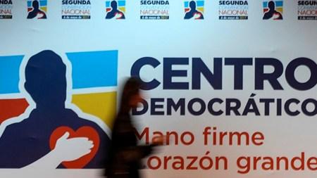 centro democratico candidato bogotá