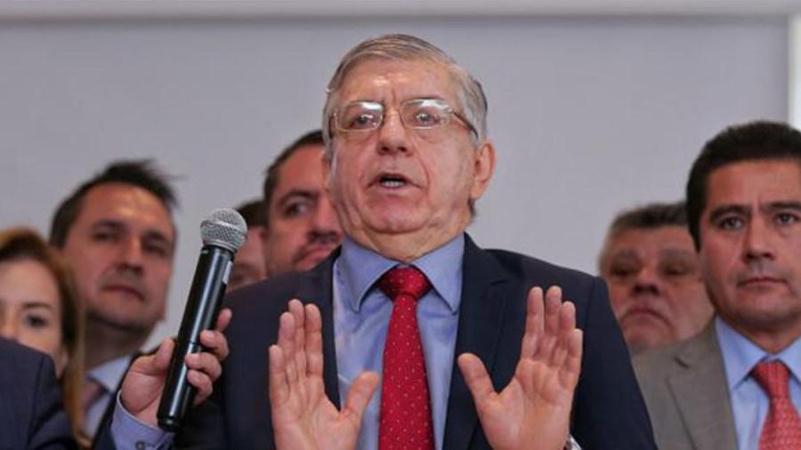 cesar gaviria partido liberal colombia gobierno
