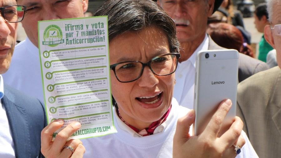 claudia lopez consulta anticorrupcion registraduria