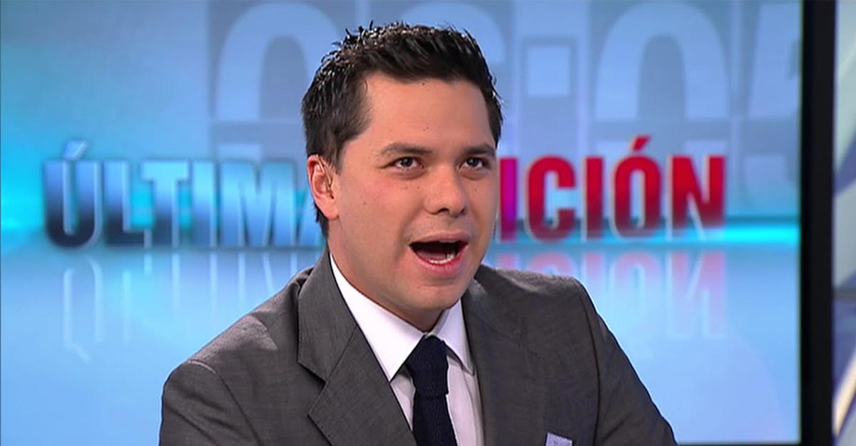 Fuerte queja de Luis Carlos Vélez contra el Gobierno por querer subir impuestos