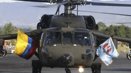 colombia venezuela armamento