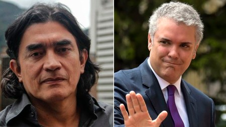ivan duque gustavo bolivar líderes sociales