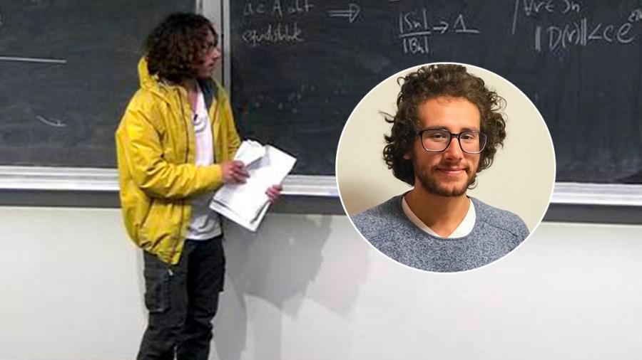 colombiano matematico problema