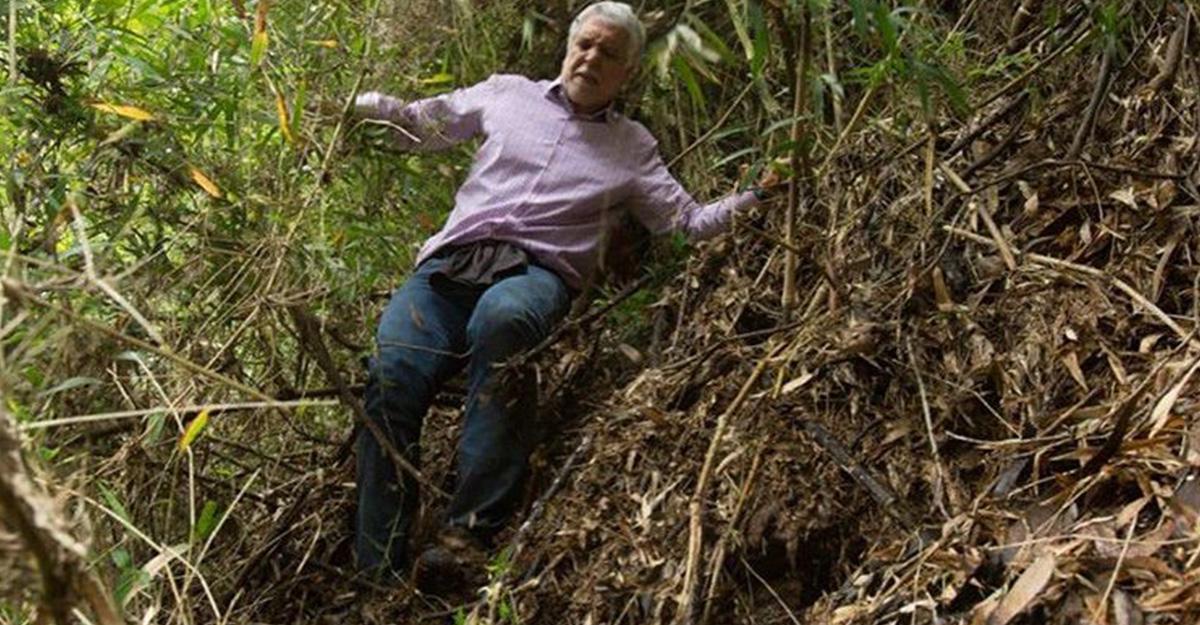 Rescatan a Enrique Peñalosa después de perderse en los cerros de Bogotá por varias horas