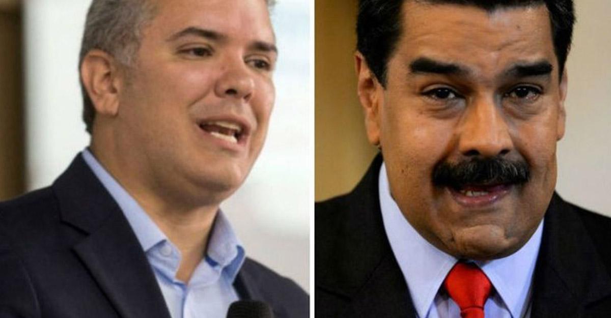 Maduro le dice 'inmaduro' a Duque y se burla del himno de Colombia desatando polémica