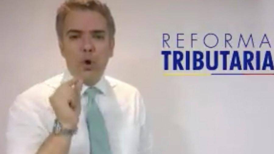 ivan duque reforma tributaria