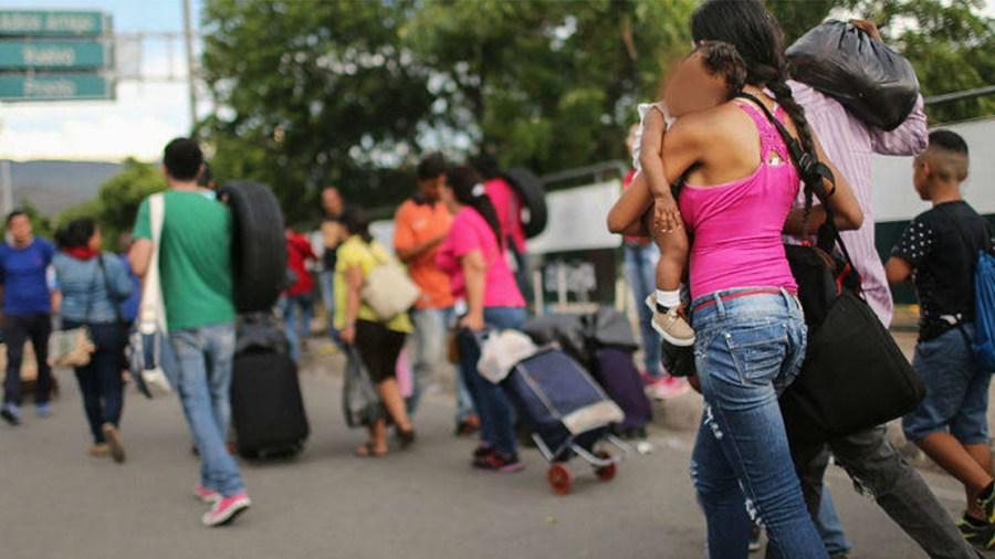 venezolanos colombia trabajo delito