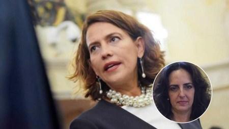 nancy patricia maria fernanda cabal ministra de interior