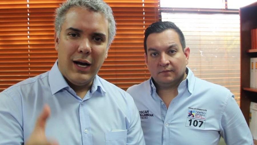 oscar villamizar uribista fiscal investigacion