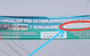 venezolanos fundación ayuda homosexuales