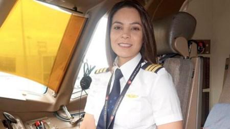 alejandra gomez turquia piloto