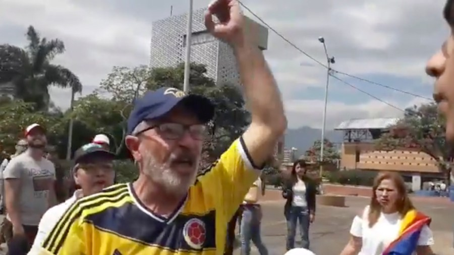 marchas colombia paz