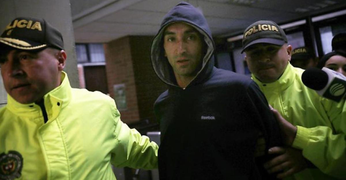 """""""Soy inocente, me están culpando de algo que no hice"""": capturado por atentado"""
