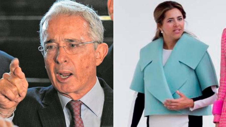 alvaro uribe primera dama