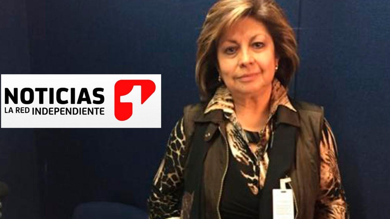 Directora de Noticias Uno ganó importante premio por su labor periodística