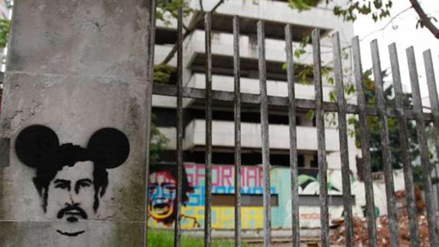 edificio monaco pablo escobar medellin