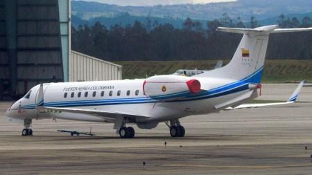 fuerza aerea de colombia juan guaidó