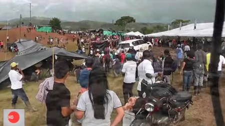 indígenas cauca militares