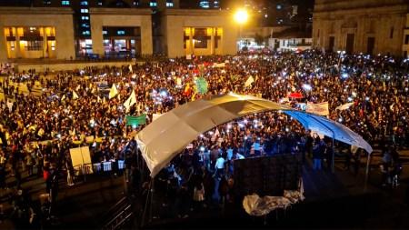 plaza de bolivar jep paz