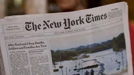 new york times medio