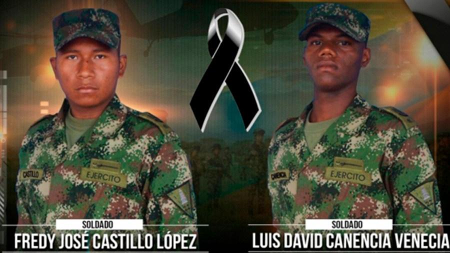 soldados colombia disidencias