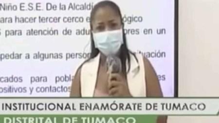 alcaldesa de tumaco
