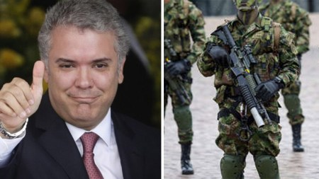 ejercito colombia duque