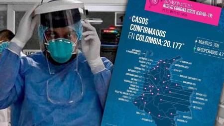 medico colombia casos