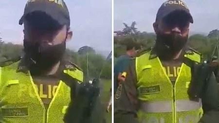 policia cali