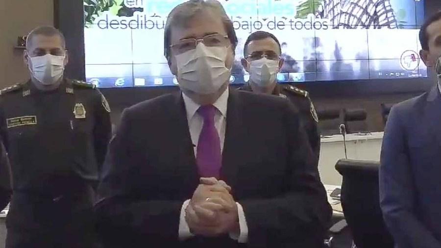 carlos holmes trujillo policia