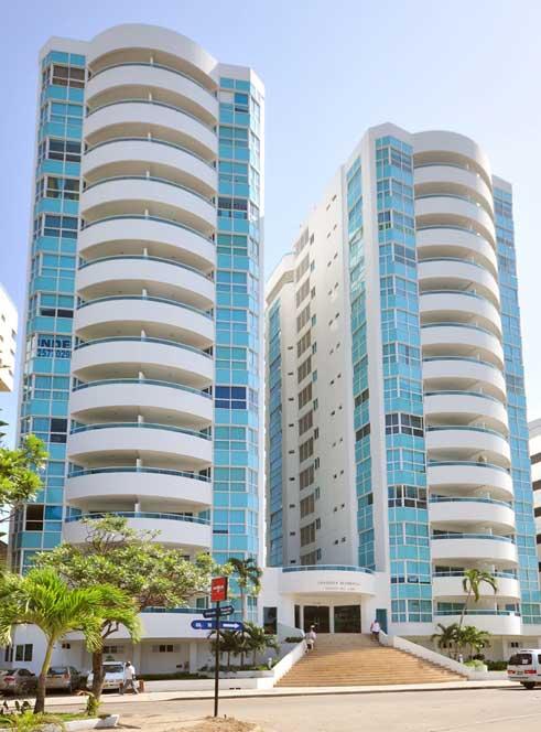 Apartamentos Cartagena Torres Del Lago