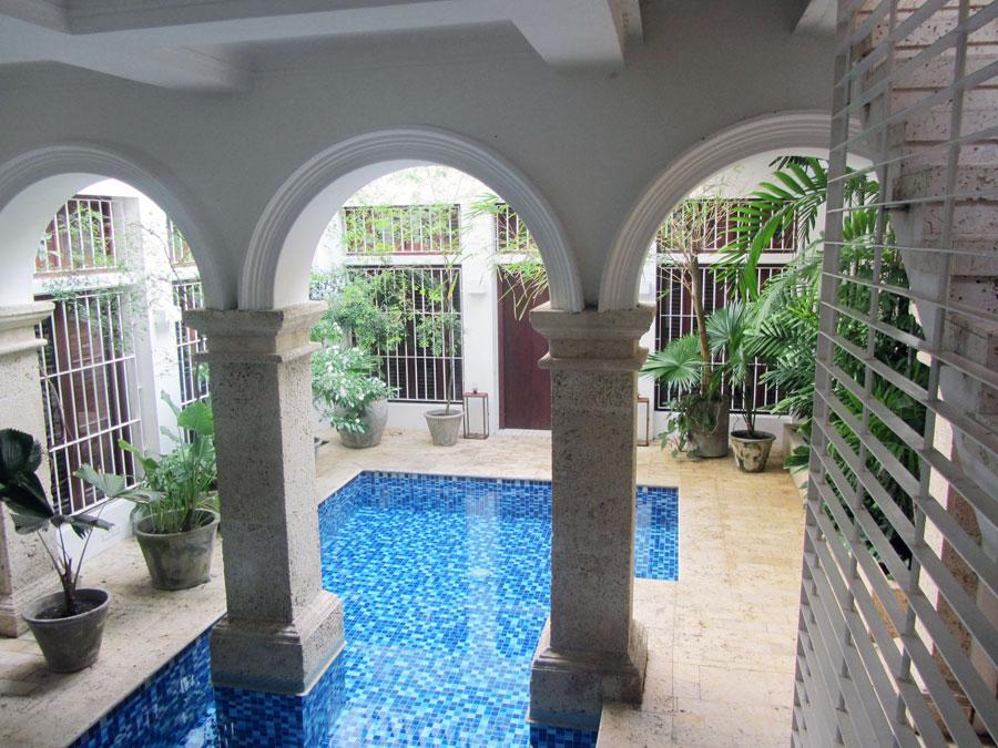 Alquiler Casa del Santsimo  Ciudad Amurallada  Cartagena
