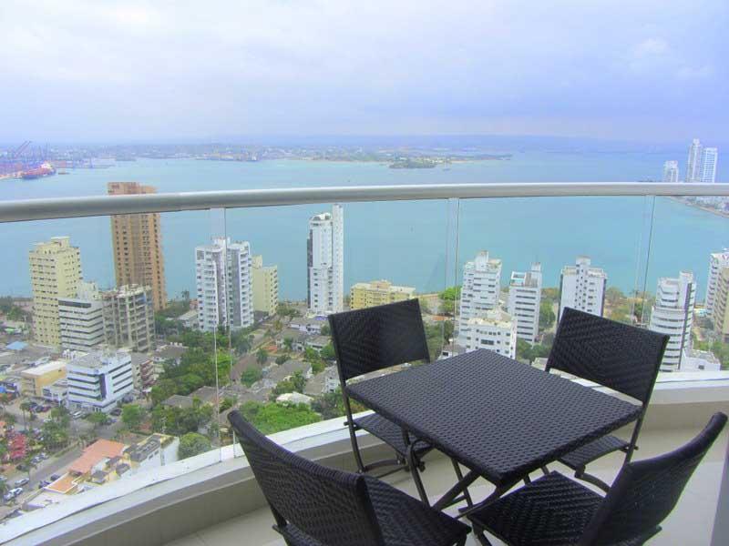 Arriendo Apartamento Edificio Palmetto Eliptic  Cartagena