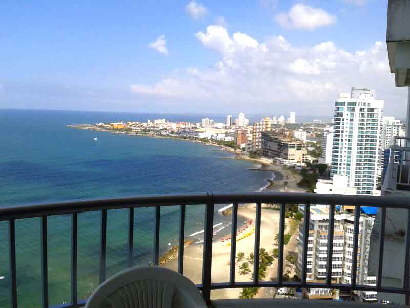 Arriendo Edificio Palmetto Cartagena  Inmobiliaria