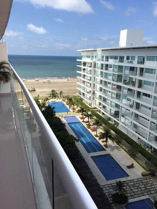 Apartamento en venta en Cartagena  Edificio Morros Ultra