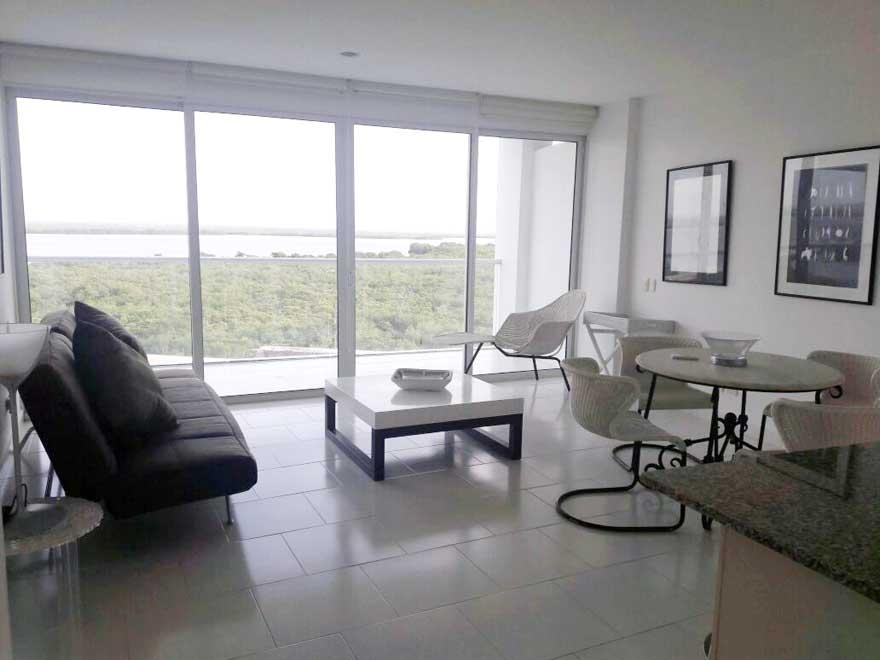 Morros 3 Cartagena  Alquiler Apartamento Zona Norte x das