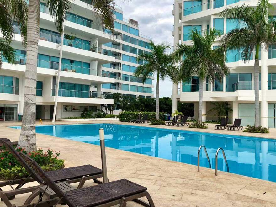 Apartamentos En Cartagena Zona Morros
