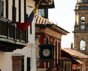 Bogota tour La Candelaria