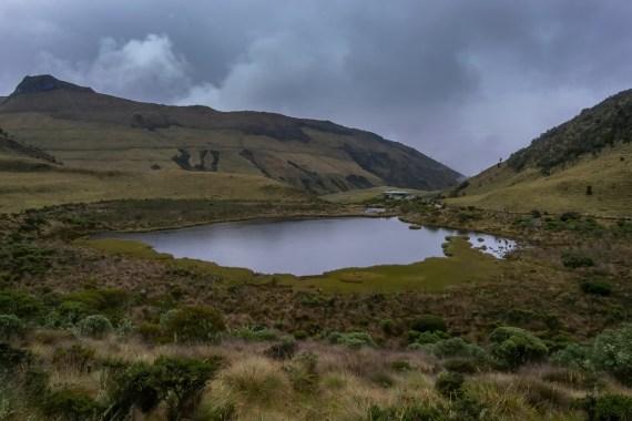 Laguna Nevado del Ruiz