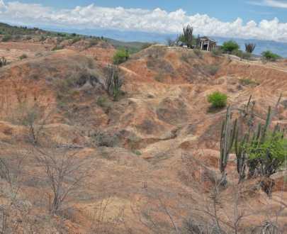 Tatacoa Desert Plan