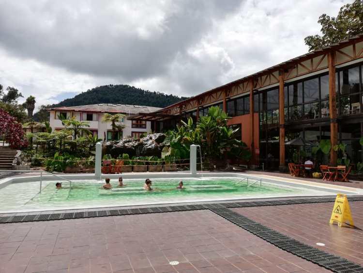 Nevado del Ruíz - Parque Nacional Natural los Nevados - Colombia - Alta Montaña - Planes Turísticos - Termales del Otoño