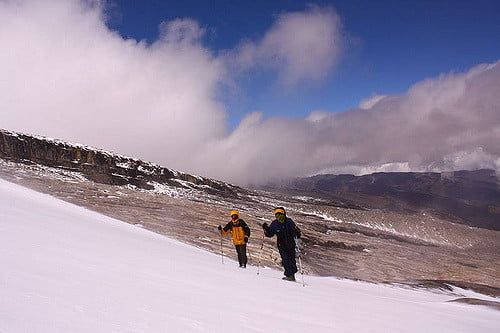 Snowy Cocuy National Park Sierra Nevada del Cocuy