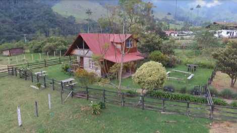 Cabaña Romántica en Valle de Cocora