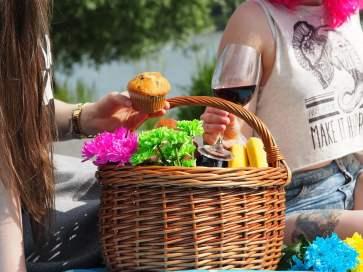 Coffee axis picnic