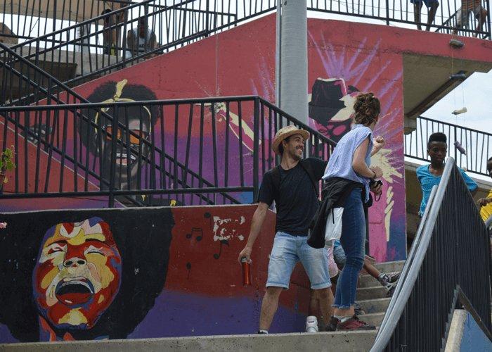 Graffiti Tour Commune 13 Medellin Colombia Travel